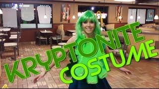 How To Make A DIY Kryptonite Costume