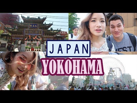 A day in YOKOHAMA, Japan | Beer Festival & China Town