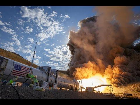 NASAs successful rocket booster test gets us one step closer to Mars (Tomorrow Daily 385)_Legjobb vide�k: �rhaj�