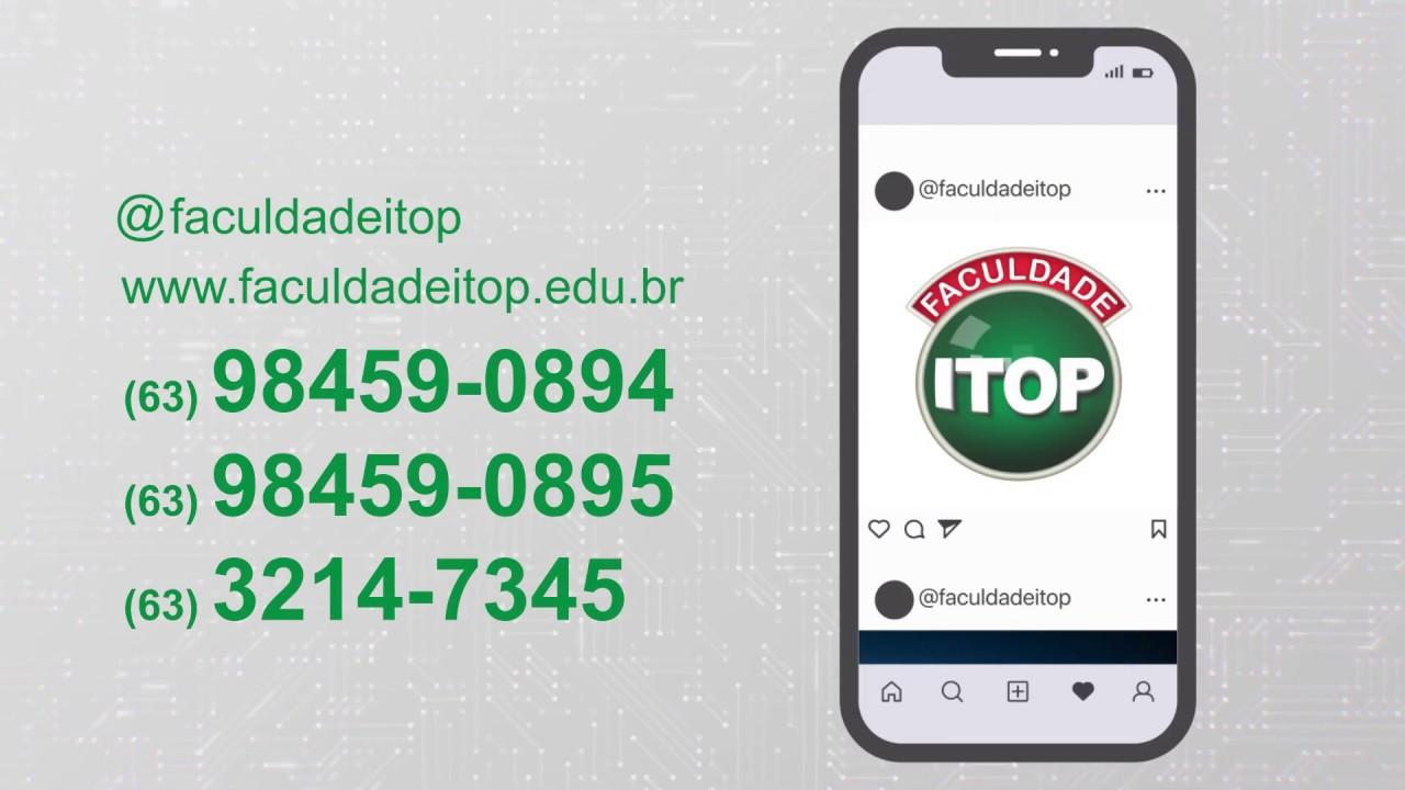 Vem para o ITOP - Vestibular 2019/02
