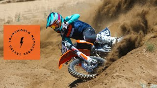 6. First Impression Of The 2019 KTM 250 SX-F | TransWorld Motocross