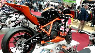 5. KTM RC8 R ''Red Bull'' Limited Edition 2012 * see also Playlist
