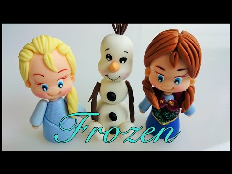 Video Como fazer Frozen baby passo a passo Olaf, Anna e Elsa download in MP3, 3GP, MP4, WEBM, AVI, FLV January 2017