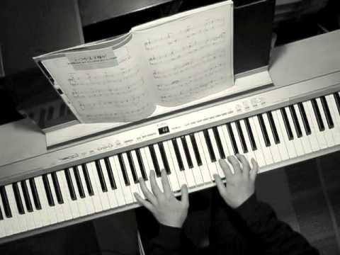 un jour mon prince viendra piano