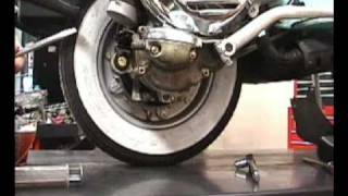 10. Basic Maintenance on the Stella Scooter Part 3 of 4