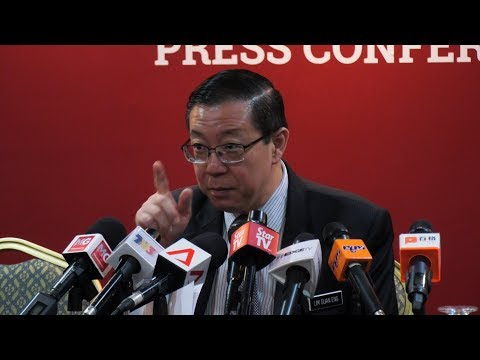 Guan Eng: Higher 2018 Tax Collection Not Only Due To Higher Oil Price