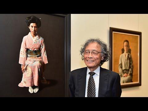 リアリズム絵画の巨匠 野田弘志展開幕