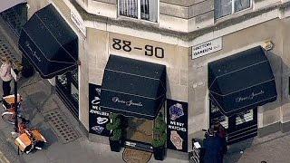 Londra'da soygun: Hırsızlar 300 milyon dolarlık mücevherle kayıplara karıştı