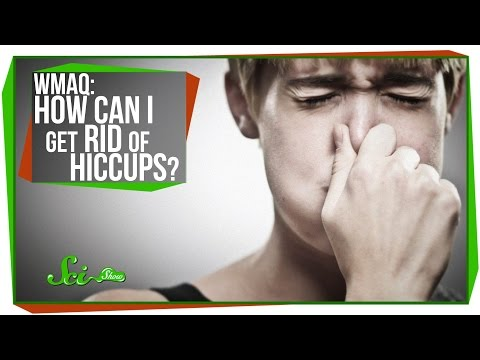 How Can I Get Rid of the Hiccups