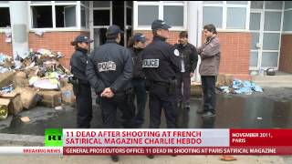 Charlie Hebdo massacre: 'Attack will heighten anti-Islamic tensions across Europe'