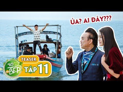 Teaser #11 | Mười Khó phấn khích vì bất ngờ hội ngộ Chí Tài nơi đất khách | Muốn Ăn Phải Lăn Vào Bếp - Thời lượng: 99 giây.