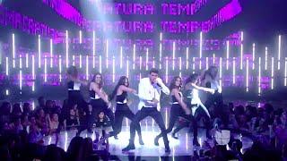 La Banda Season 1 - Live Show 1 (Solo Performance) Erick Brian Colon.
