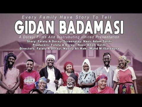 GIDAN BADAMASI (Episode One) Latest Hausa Series