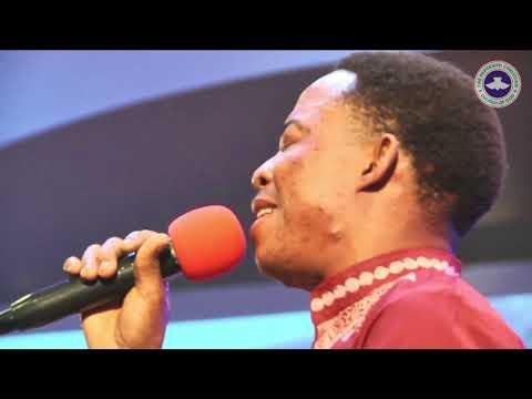 Praising God in the Language of FUJI @ Fuji for Christ Album Launch @ RCCG Pavillion of Redemption
