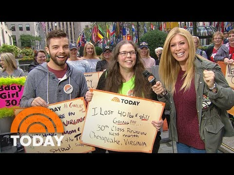 Watch This Mom's Ambush Makeover Bring Her Son To Tears | TODAY