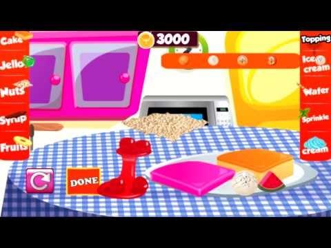 Video of Dessert Maker