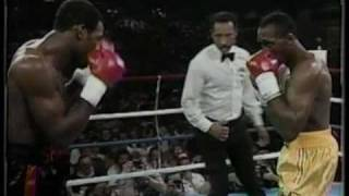 Iran Barkley -vs- Thomas Hearns I 6/6/88