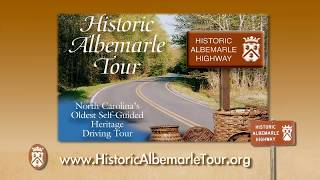 Albemarle (NC) United States  city photos gallery : Historic Albemarle Highway Tour of North Carolina