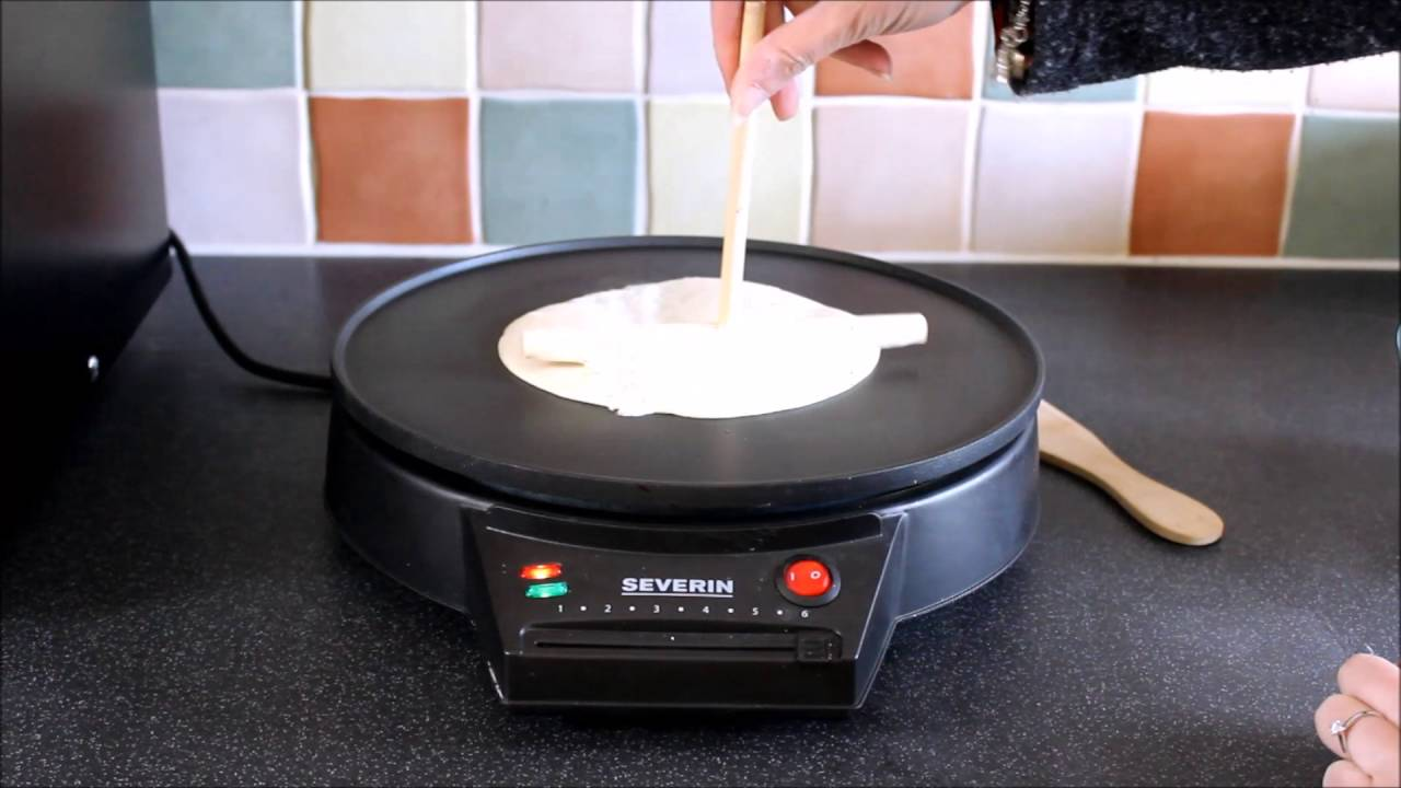 A Review of the Severin Pancake Maker