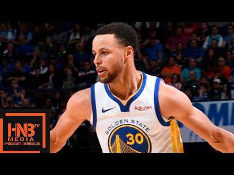 Golden State Warriors vs Oklahoma City Thunder Full Game Highlights | March 16, 2018-19 NBA Season