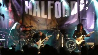 Video Halford Revival - Breaking the Law (Live in Staré Město, U.H.) 2