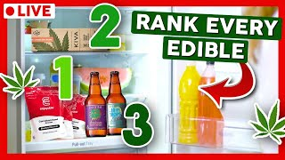 WE RANK EVERY EDIBLE IN OUR FRIDGE! by That High Couple