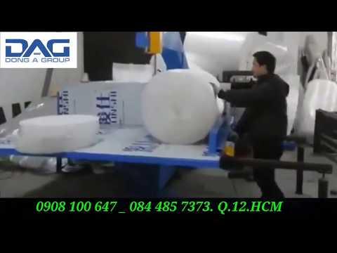 Cuộn bóng khí bóp nổ ( Màng xốp Hơi) Sỉ Lẻ Tại HCM