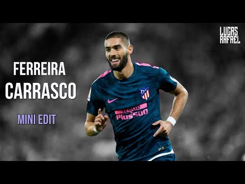 Yannick Ferreira Carrasco - Skills Show - Mini Edit | HD