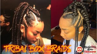 Video Grownish   Large Tribal Box Braids MP3, 3GP, MP4, WEBM, AVI, FLV September 2018