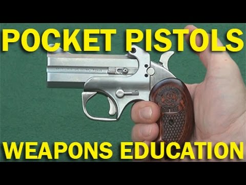 Pocket Pistols .380 To .44 Magnum! WeaponsEducation