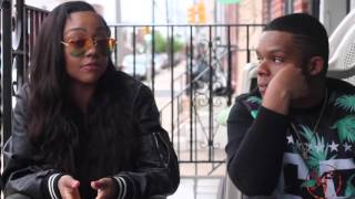 Asia Sparks Sits Down w/ RocStar P In This All Flamerz Exclusive That You Dont Wanna Miss! (Spark Up