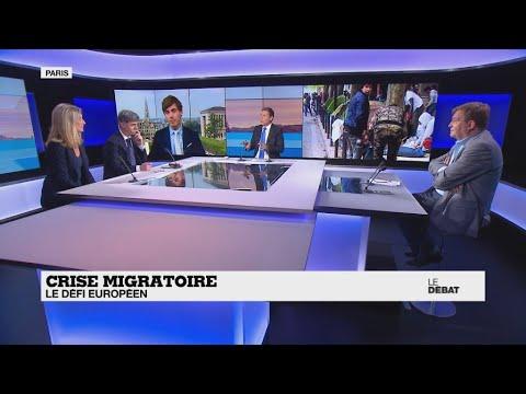 Crise migratoire : l'Europe à l'épreuve