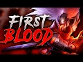 FIRST BLOOD YASUO TOP SEASON 7 - YOUTUBE CARRIES SRO #1