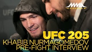Video UFC 205: Khabib Nurmagomedov believes he was 'used' by UFC in McGregor-Alvarez negotiations MP3, 3GP, MP4, WEBM, AVI, FLV Oktober 2018