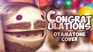 Congratulations - Otamatone Cover