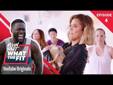 Goat Yoga with Khloé Kardashian | Kevin Hart: What The Fit Episode 4 | Laugh Out Loud Network - Thời lượng: 13:25.
