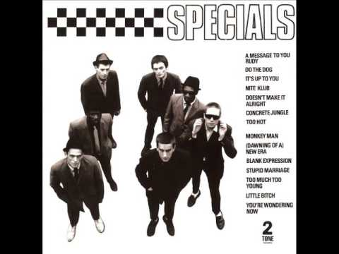 The Specials - The Specials (full album) online metal music video by THE SPECIALS
