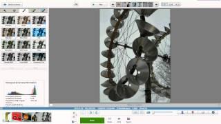 Picasa video tutorial