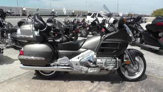 4. 907494 - 2010 Honda Gold Wing GL1800HPMA - Used motorcycles for sale