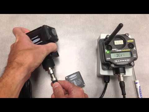 QM42VT1 Vibration Sensor Demo