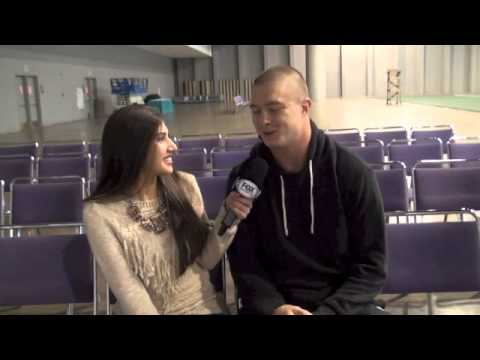 Jordan Zumwalt Interview 1/21/2014 video.
