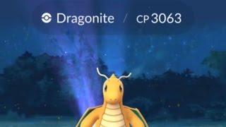 Pokemon Go Dragonite Highest 3K CP in the wild! rare gen catches!, pokemon go, pokemon go ios, pokemon go apk
