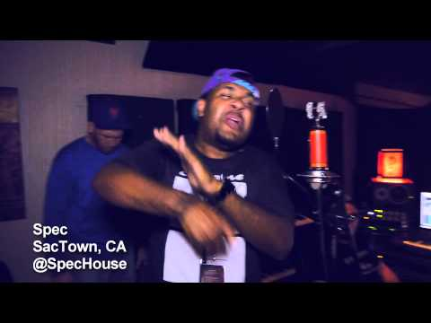 Flavor Fest 2013: The Booth (Round 3) - House Of Pain (My Pain) ft. Craig Nice, SPEC, K. Sparks, Braille & Wonder
