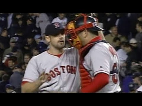 2003 ALCS Gm6: Boston wins Game 6, forces Game 7