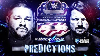 Nonton WWE Backlash 2017 PPV Predictions Film Subtitle Indonesia Streaming Movie Download