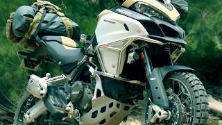 9. Ducati Multistrada 1200 Enduro Pro - Weekend Adventure
