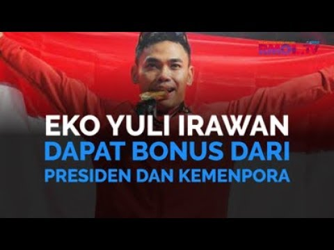 Eko Yuli Irawan Dapat Bonus Dari Presiden Dan Kemenpora