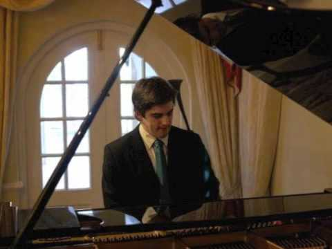 Bradley Burgess plays Liszt - Sonata in b minor (excerpts)