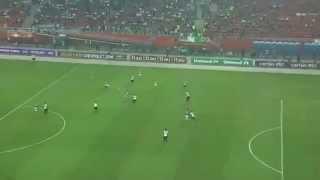 Dia 25/09/2014 - Jogando no Pacaembu, o Palmeiras vence e sai da lanterna do Brasileirão 2014. *Assista vídeos de todos jogos do Palmeiras desde 2010 e ...