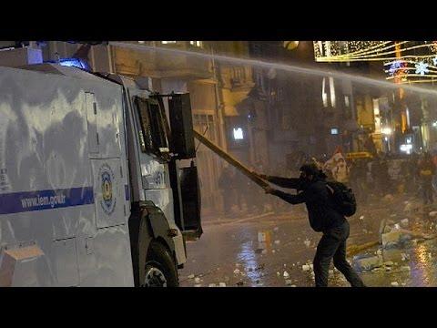 Istanbul, Ankara, les manifestants réclament la démission du gouvernement